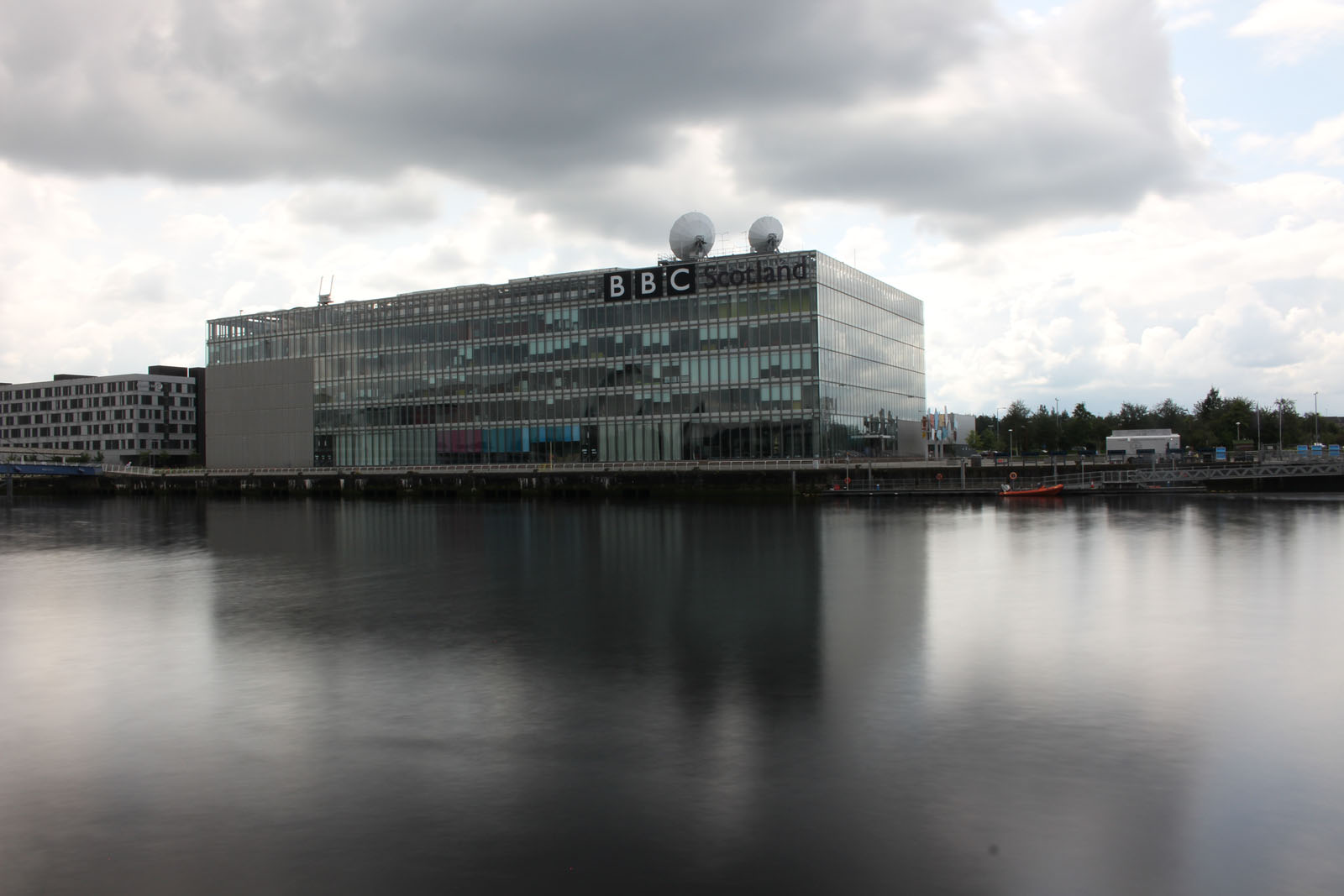 BBC Scotland in Glasgow